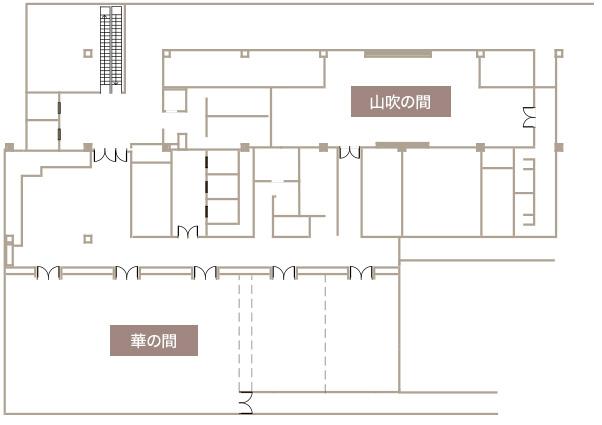 2階平面図