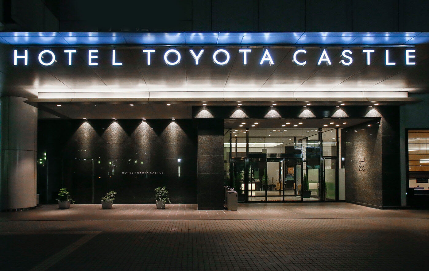 Toyota Official Site >> English Top Hotel Toyota Castle Official Site
