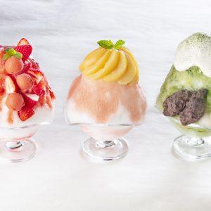 【期間限定】かき氷 10:00~16:30